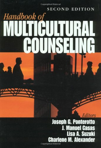 9780761919841: Handbook of Multicultural Counseling
