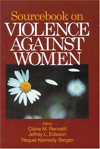 9780761920045: Sourcebook on Violence Against Women