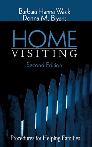 9780761920533: Home Visiting: Procedures for Helping Families