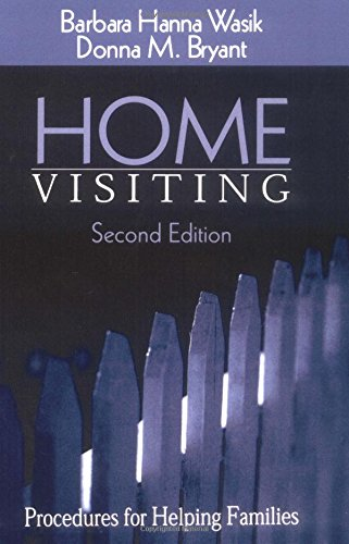 9780761920540: Home Visiting: Procedures for Helping Families