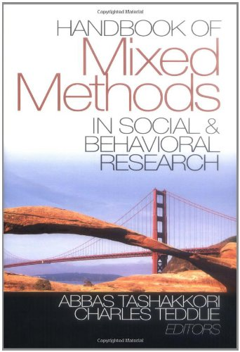 9780761920731: Handbook of Mixed Methods in Social & Behavioral Research