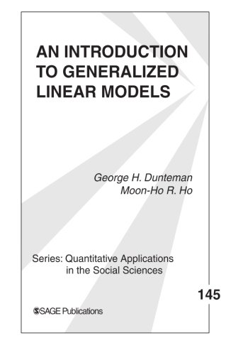 9780761920847: An Introduction to Generalized Linear Models (Quantitative Applications in the Social Sciences)