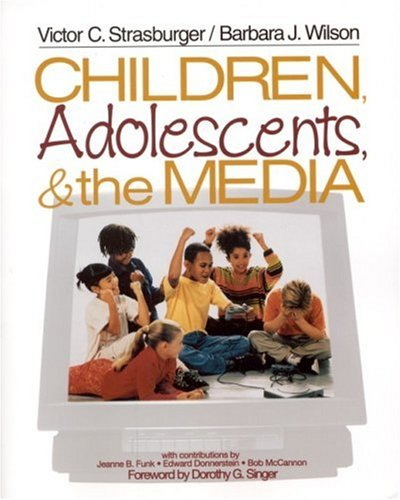 9780761921240: Children, Adolescents, and the Media