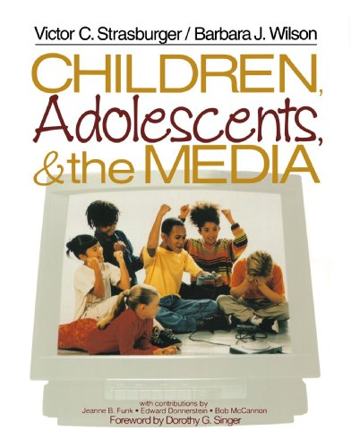 9780761921257: Children, Adolescents, and the Media
