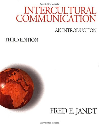 9780761922025: Intercultural Communication: An Introduction
