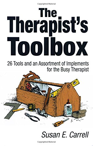 9780761922643: The Therapist's Toolbox: 26 Tools and an Assortment of Implements for the Busy Therapist