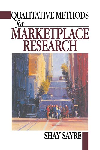 9780761922704: Qualitative Methods for Marketplace Research