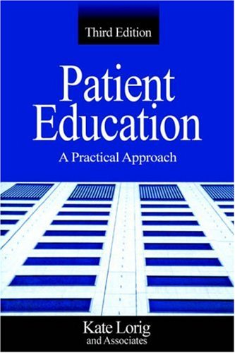 9780761922902: Patient Education: A Practical Approach