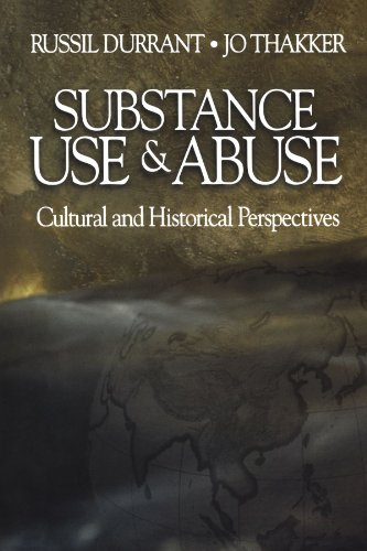 9780761923428: Substance Use and Abuse: Cultural and Historical Perspectives