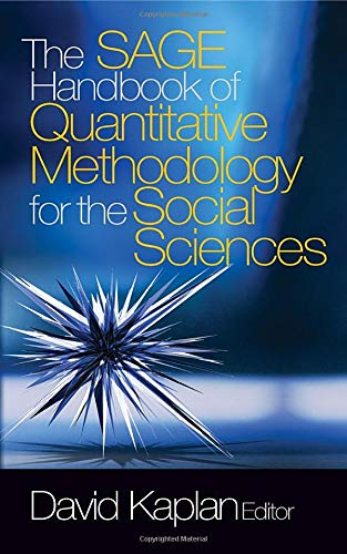 9780761923596: The SAGE Handbook of Quantitative Methodology for the Social Sciences