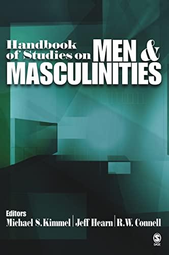 9780761923695: Handbook of Studies on Men and Masculinities