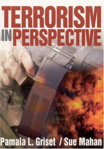 9780761924043: Terrorism in Perspective