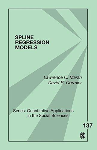 9780761924203: Spline Regression Models (Quantitative Applications in the Social Sciences) (v. 137)