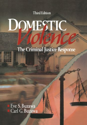 9780761924487: Domestic Violence: The Criminal Justice Response