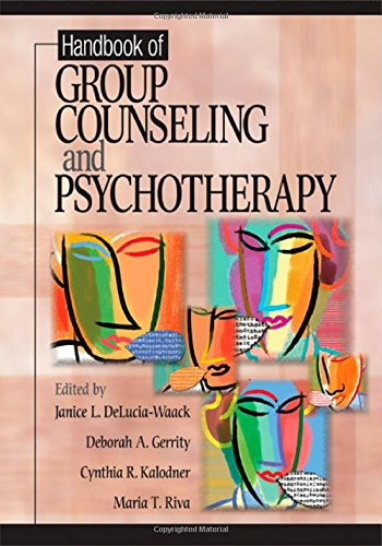 Handbook of Group Counseling and Psychotherapy: Editor-Janice L. DeLucia-Waack;