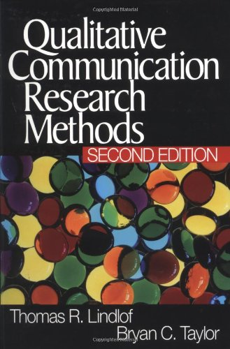 9780761924944: Qualitative Communication Research Methods