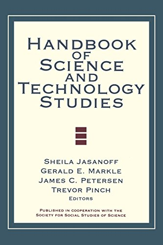9780761924982: Handbook of Science and Technology Studies