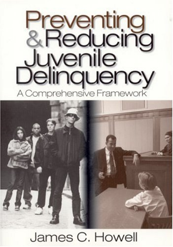 9780761925095: Preventing and Reducing Juvenile Delinquency: A Comprehensive Framework