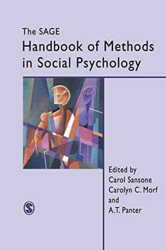 9780761925354: The Sage Handbook of Methods in Social Psychology