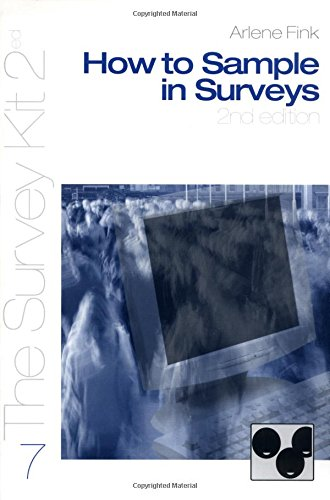 9780761925774: How to Sample in Surveys (The Survey Kit 7)