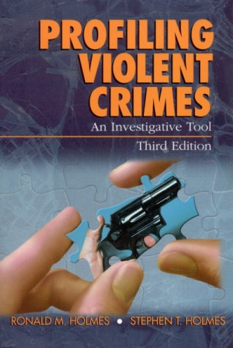 9780761925934: Profiling Violent Crimes: An Investigative Tool