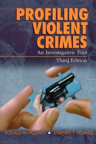 9780761925934: Profiling Violent Crimes: An Investigative Tool