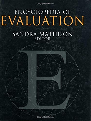 9780761926092: Encyclopedia of Evaluation