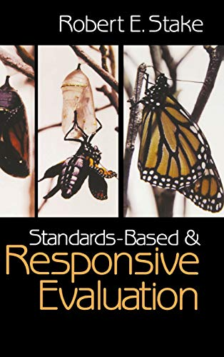 9780761926641: Standards-Based and Responsive Evaluation