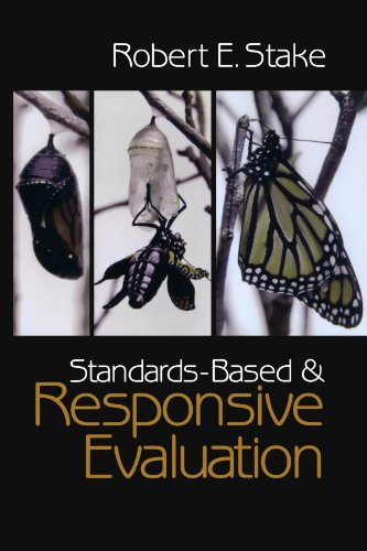 9780761926658: Standards-Based and Responsive Evaluation