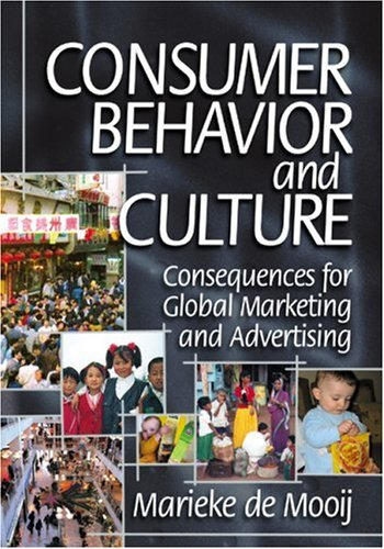 9780761926696: Consumer Behavior and Culture: Consequences for Global Marketing and Advertising