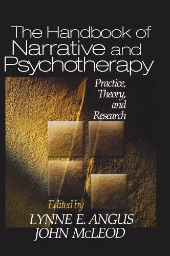 9780761926849: The Handbook of Narrative and Psychotherapy: Practice, Theory, and Research