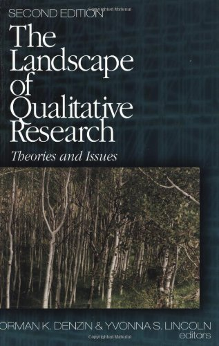 9780761926948: The Landscape of Qualitative Research: Theories and Issues