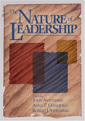 9780761927143: The Nature of Leadership