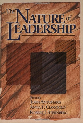 9780761927150: The Nature of Leadership