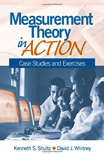 9780761927303: Measurement Theory in Action: Case Studies and Exercises