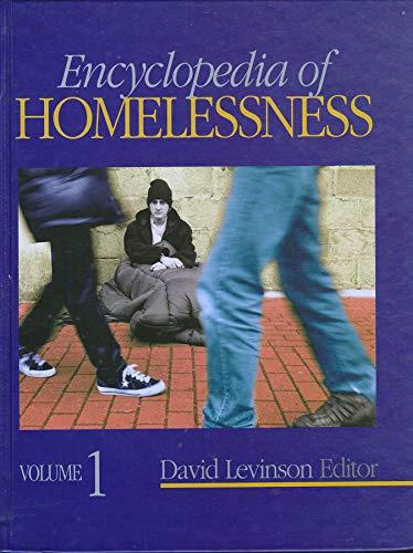 9780761927518: Encyclopedia of Homelessness, 2 Volume Set