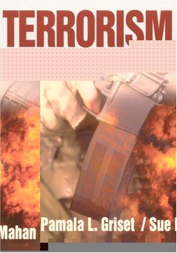 Terrorism in Perspective: Pamala L. Griset