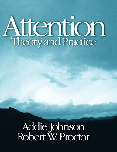9780761927600: Attention: Theory and Practice