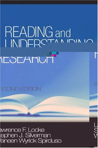 9780761927686: Reading and Understanding Research