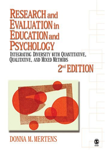 9780761928058: Research and Evaluation in Education and Psychology: Integrating Diversity with Quantitative, Qualitative, and Mixed Methods