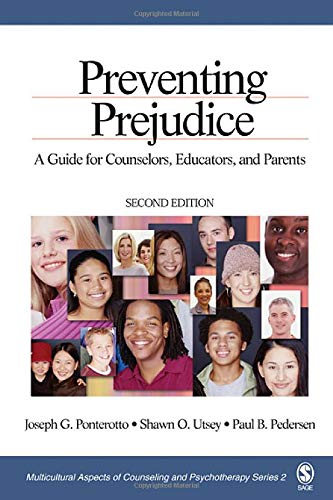 9780761928188: Preventing Prejudice: A Guide for Counselors, Educators, and Parents