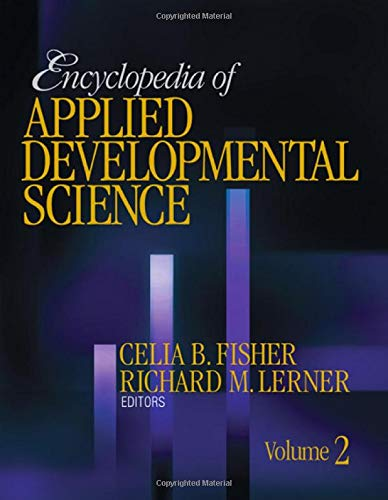 9780761928201: Encyclopedia of Applied Developmental Science (The SAGE Program on Applied Developmental Science)