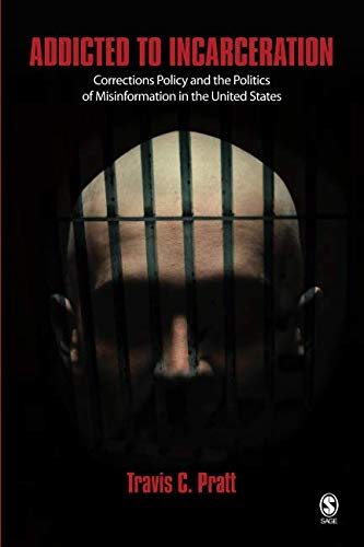 9780761928324: Addicted to Incarceration: Corrections Policy and the Politics of Misinformation in the United States
