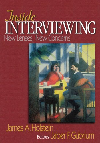 9780761928515: Inside Interviewing: New Lenses, New Concerns
