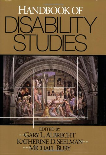 9780761928744: Handbook of Disability Studies