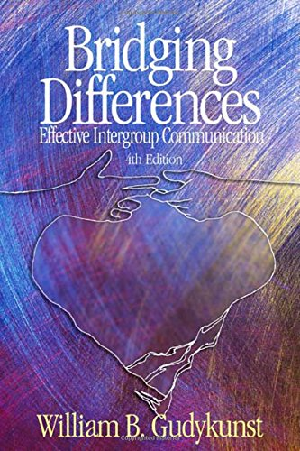 9780761929376: Bridging Differences: Effective Intergroup Communication (Interpersonal Communication Texts)