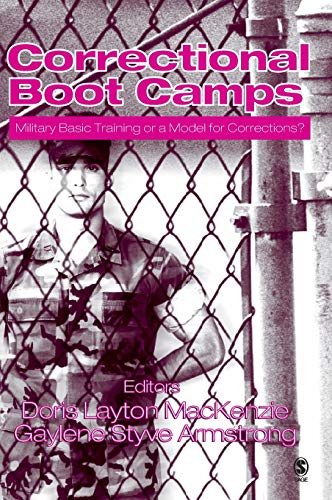 9780761929383: Correctional Boot Camps:: Military Basic Training or a Model for Corrections?