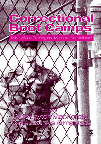 9780761929390: Correctional Boot Camps:: Military Basic Training or a Model for Corrections?
