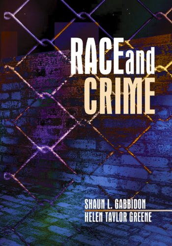 9780761929482: Race and Crime