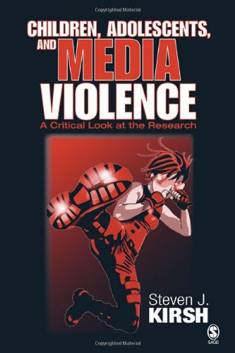 9780761929758: Children, Adolescents, and Media Violence: A Critical Look at the Research